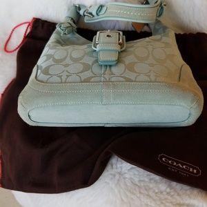 Coach Bags - Teal Coach bag